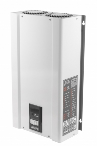 Однофазний стабілізатор напруги 5.5 кВт ГЕРЦ У 16-1-25 v3.0