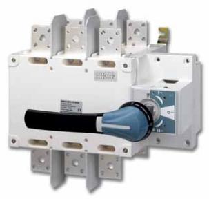 Перемикач навантаження  S5000F 250A 3P