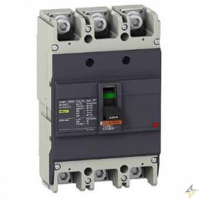 Автоматичний вимикач EAZYPACT EZC250N 160А 3P