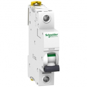 Автоматичний вимикач SE Acti 9, 1р, 63А, C