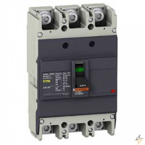 Автоматичний вимикач EAZYPACT EZC100N 25А 3P