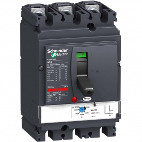 Автоматичний вимикач NSX100F 3P3D TM-D 80A 36kA(копія)(копія)(копія)